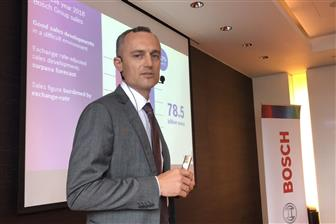Robert Bosch Taiwan managing director Jan Hollmann