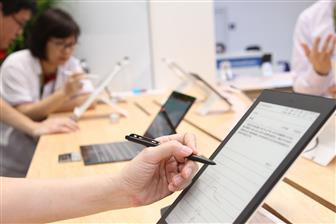 EIH sees growing market potential for e-notebook solutions Photo: Shihmin Fu, Digitimes, May 2019