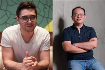 IOTA Foundation co-founder Dominik Schiener and BiiLabs CEO and co-founder Lman Chu