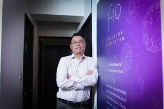 FiO Technology founder and CEO George Chu
