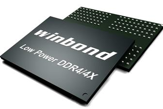 Winbond+has+announced+its+new+LPDDR4X+memory+series