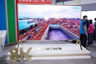 Demand for 8K TVs is expected to pick up in 2020