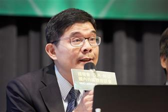 TA Wang, chief of Science and Technology Division at Taipei Economic and Culture Center in Tel-Aviv