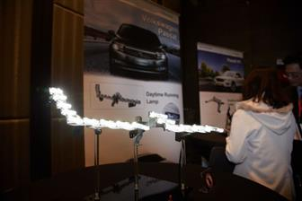 Laster will invest NT$450 million to construct a factory for making smart LED automotive lighting