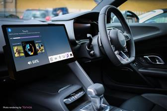 Innolux and Tanvas have teamed up to deliver automotive touch solutions