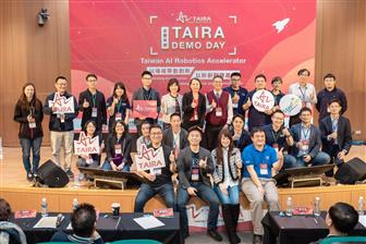 Startups+at+TAIRA%27s+demo+day