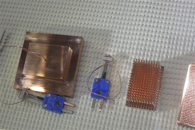 photo of Catcher developing heat dissipation solutions image
