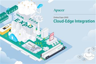 Apacer's cloud-edge integration online exhibition