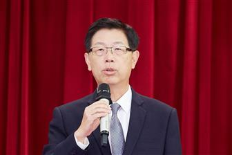 Foxconn chairman Young-Way Liu
