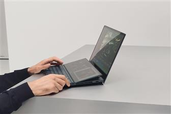 Asustek+ZenBook+Duo+dual%2Dscreen+notebook