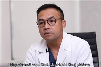 Dr. Ming-Ji Hsieh, surgeon, Charm United Institute