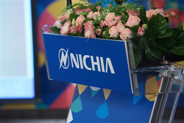 photo of Nichia setting up miniLED chip production capacity image