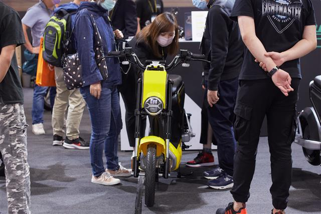 India's TVS Motor is raising capital spending by 33% to INR8 billion (US$3 billion) to bring its electric motorcycle iQube nationwide and to raise mon